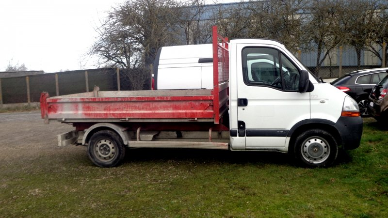 occasion master plateau phase 2 dci 120 l2 diesel