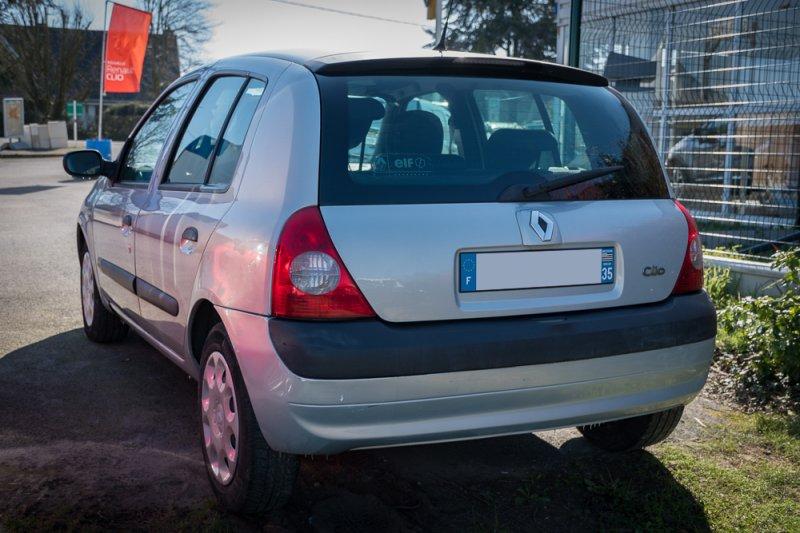 Occasion Clio II 1 5 Dci 80cv Dynamique diesel - Vente